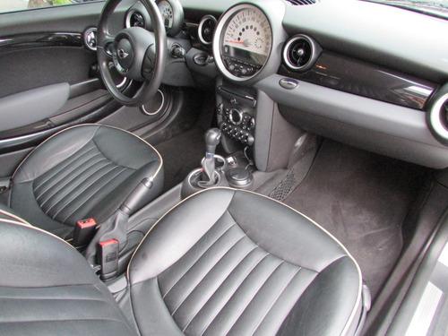 mini cooper 1.6 aut. 2p