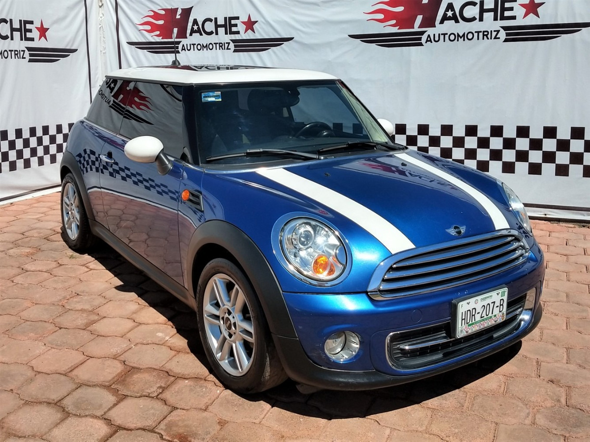 Mini Cooper 16 Chili 6vel Aa Telapiel Qc Mt