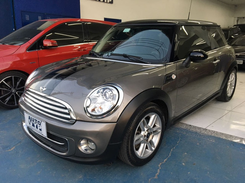 mini cooper 1.6 chilli aut. 2012