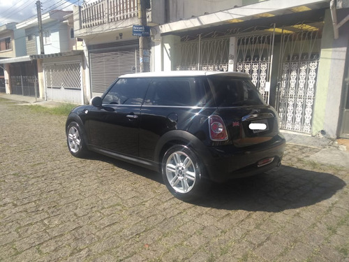 mini cooper 1.6 chilli aut. 3p