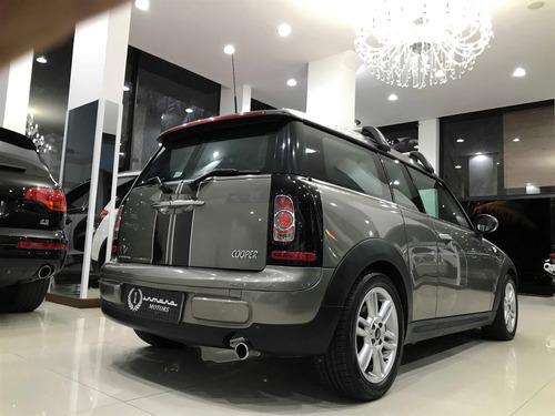 mini cooper 1.6 clubman 16v gasolina 3p automático