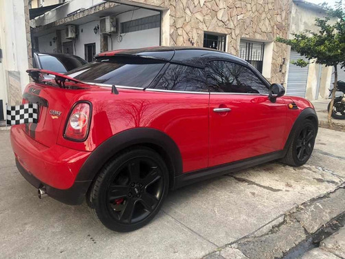 mini cooper 1.6 coupe 122cv 2012