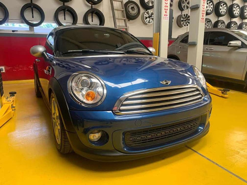 mini cooper 1.6 coupe 122cv 2012