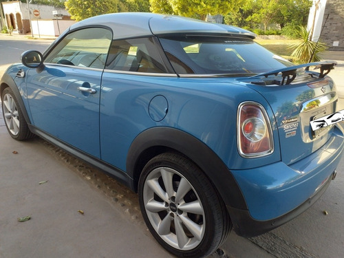 mini cooper 1.6 coupe 122cv 2013