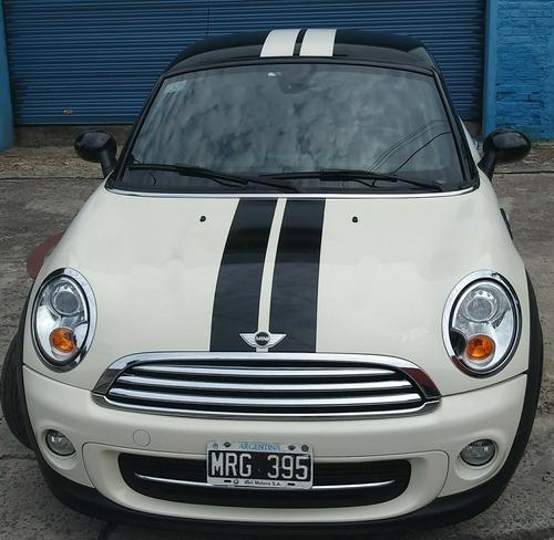 mini cooper 1.6 coupe 122cv