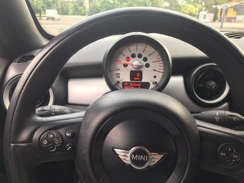 mini cooper 1.6 coupe 122cv manual