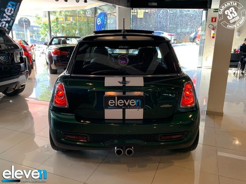mini cooper 1.6 coupe john cooper works 16v turbo