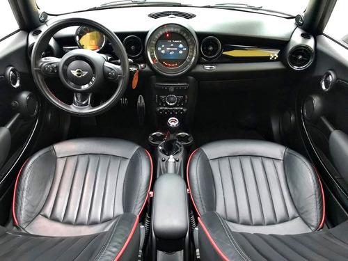 mini cooper 1.6 coupé john cooper works 16v turbo gasolina