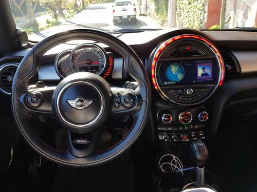 mini cooper 1.6 coupe s hot chilli aut