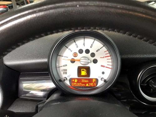 mini cooper 1.6 gasolina automático completo