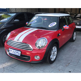 Mini Cooper 1.6 Pepper 16v Gasolina 2p Automático