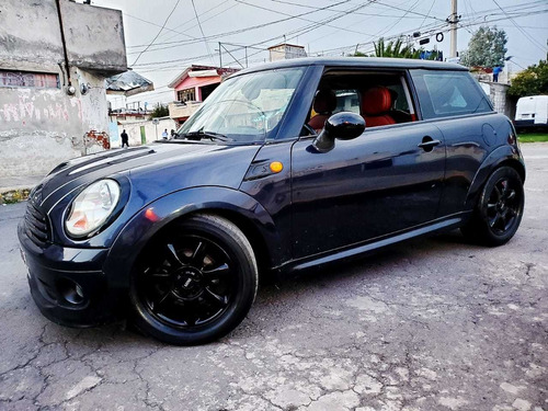 mini cooper 1.6 pepper 6vel aa piel qc mt 2008