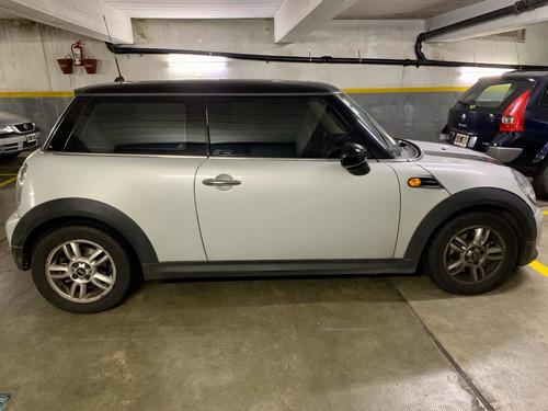 mini cooper 1.6 pepper