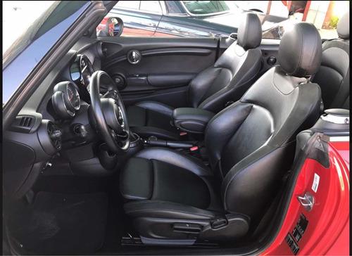 mini cooper 1.6 pepper convertible at 2017
