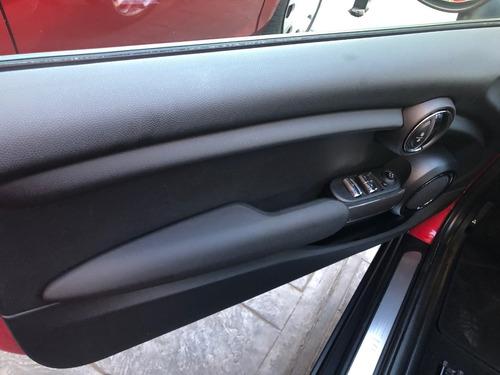 mini cooper 1.6 pepper convertible at