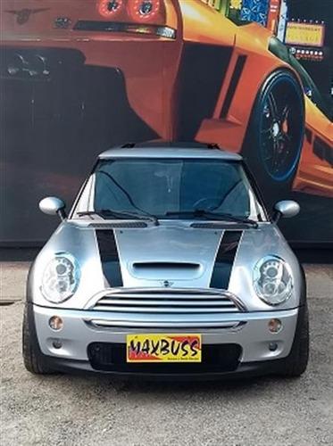 mini cooper 1.6 s 16v turbo gasolina 2p 2005
