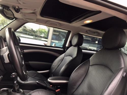 mini cooper 1.6 s aut blindado 2011