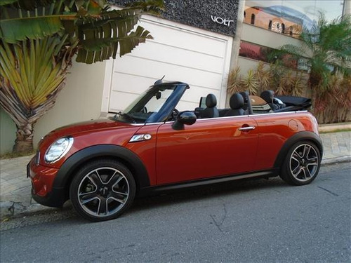 mini cooper 1.6 s cabrio 16v turbo