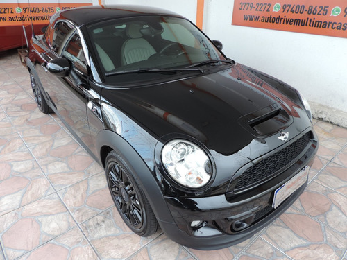 mini cooper 1.6 s coupé 16v turbo gasolina 2p automático