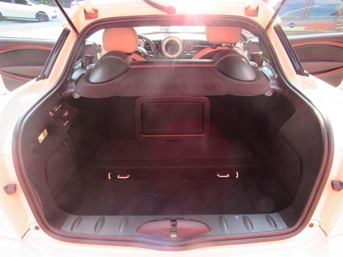 mini cooper 1.6 s coupé 16v turbo gasolina 2p automático