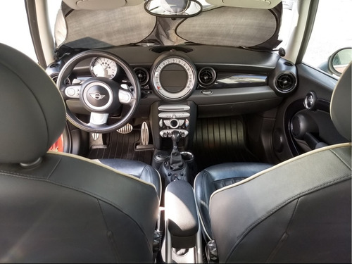 mini cooper 1.6 s hot chili 6vel aa piel aut 2010
