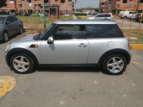mini cooper 1.6 s hot chili 6vel aa piel mt 2007