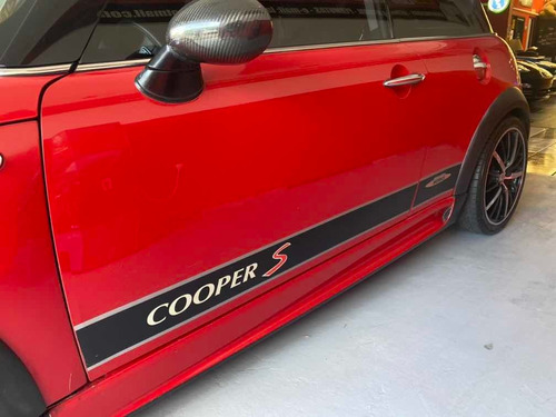 mini cooper 1.6 s jhon c works 2007