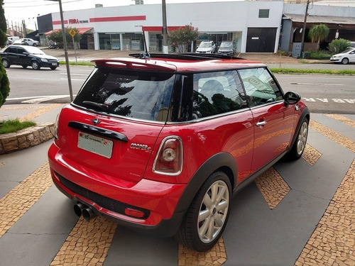 mini cooper 1.6 s turbo 175cv 2011