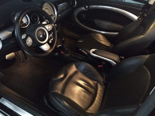 mini cooper 1.6 s turbo 2010
