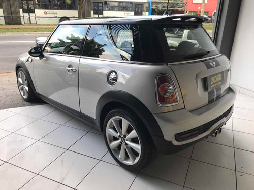 mini cooper 1.6 s turbo gasolina 2012
