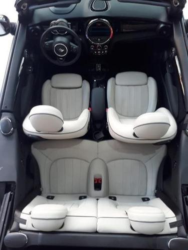 mini cooper 2.0 16v twinpower gasolina s cabrio steptronic