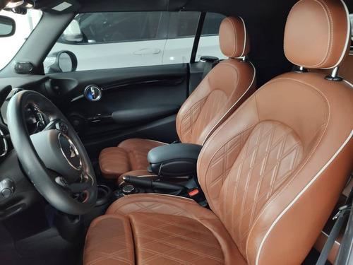mini cooper 2.0 s cabrio 16v turbo gasolina 2p automático