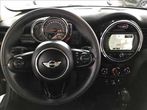 mini cooper 2.0 s exclusive 16v turbo