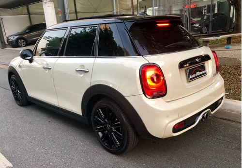 mini cooper 2.0 s exclusive 16v turbo com teto solar