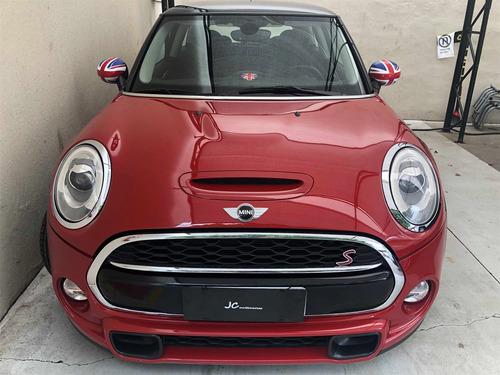 mini cooper 2.0 s exclusive 16v turbo gasolina 2p