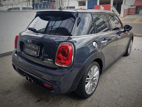mini cooper 2.0 s exclusive 16v turbo gasolina 2p automatico