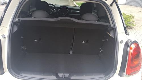 mini cooper 2.0 s exclusive aut. 3p, unico dono, revisado!!