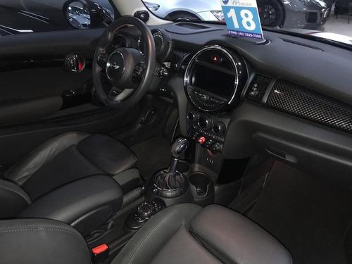 mini cooper 2.0 s top 16v turbo gasolina 2p automático