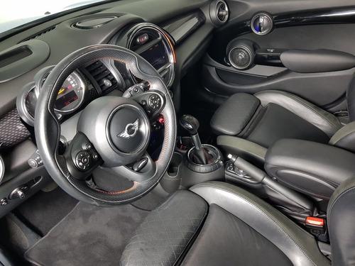 mini cooper 2.0 s top 16v turbo gasolina 4p automático 2...