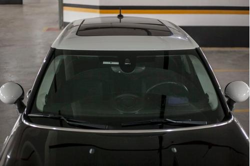 mini cooper 2.0 s top 16v turbo gasolina 4p automático