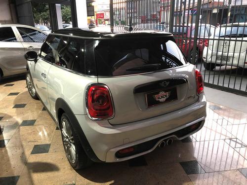 mini cooper 2.0 s top 16v turbo gasolina automático2014/2015