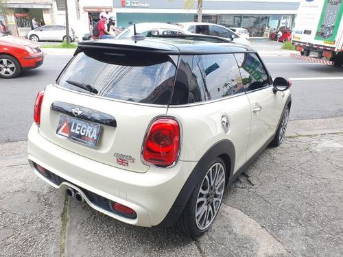 mini cooper  2.0 s top (aut) 2p gasolina automático