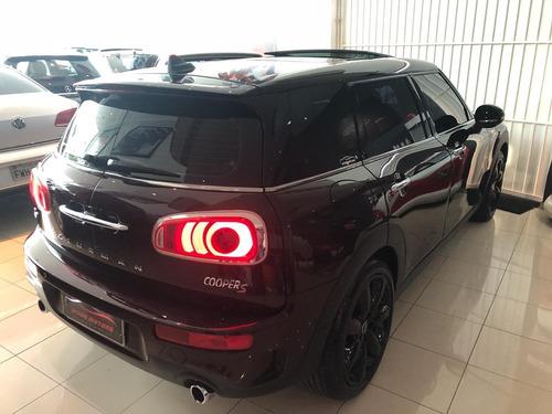 mini cooper 2.0 s top clubman 16v turbo gasolina 4p