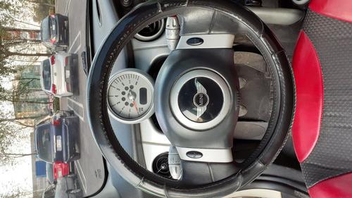 mini cooper 2002 motor 1.6l beige 3 puertas