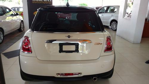 mini cooper 2011 chili 1 dueño automatico