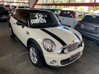 mini cooper 2011/2012 1.6 salt 3p manual