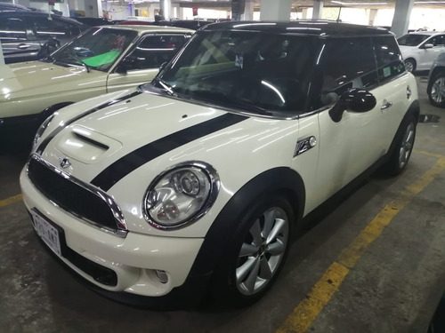 mini  cooper  2012  1.6 s salt aa tela at  cl*