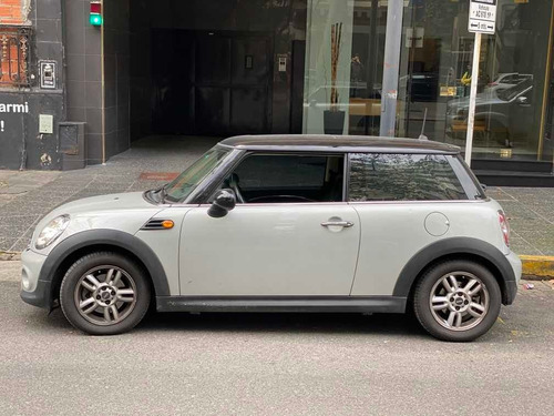 mini cooper 2013 1.6 pepper