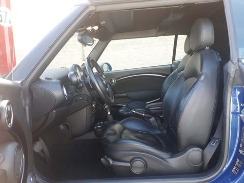 mini cooper 2015 pepper convertible automatico piel bluetoot