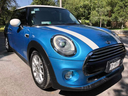 mini cooper 2016 1.5 pepper at